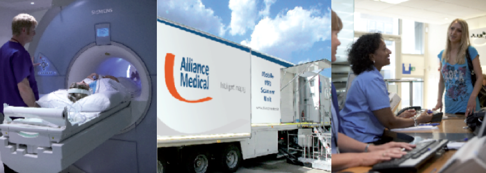 cliniche alliance medical