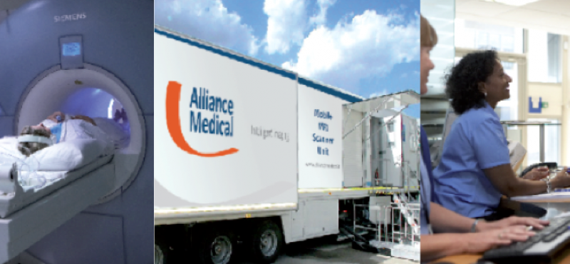cliniche alliance medical