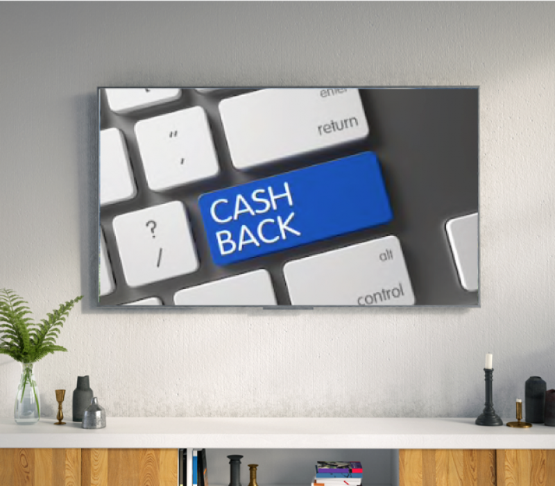 TV Cash Back